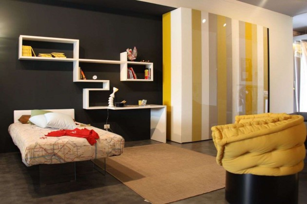 20 Modern Colorful Child's Room Designs That Will Delight Your Kids
