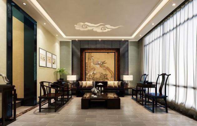 Divine Asian Inspired Living Room Designs That Exudes