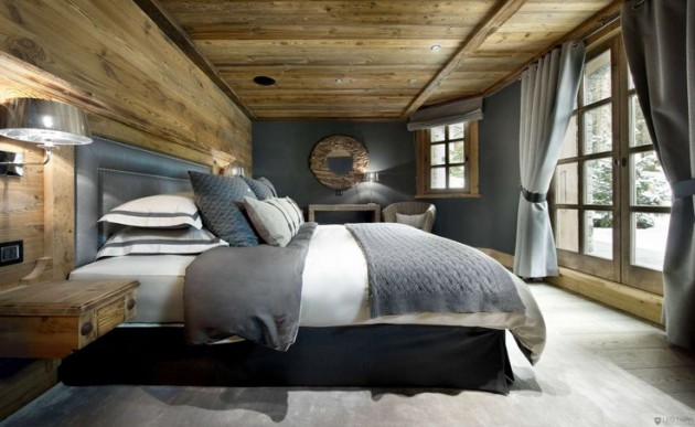 10 Cozy Bedroom Designs With Majestic Winter View