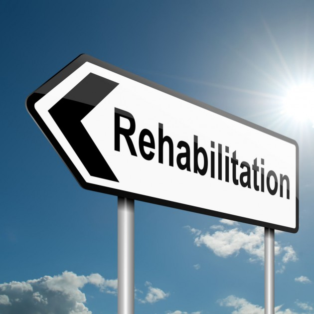 Rethinking the Design of Rehab Centres
