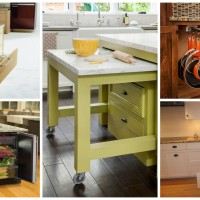 15 Big Ideas For Decorating Small Kitchens