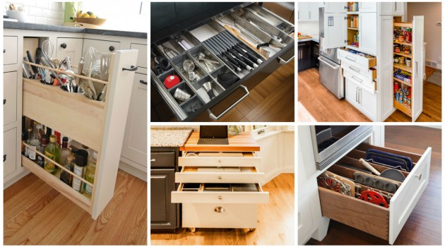 17 Super Smart Storage Options For Every Kitchen