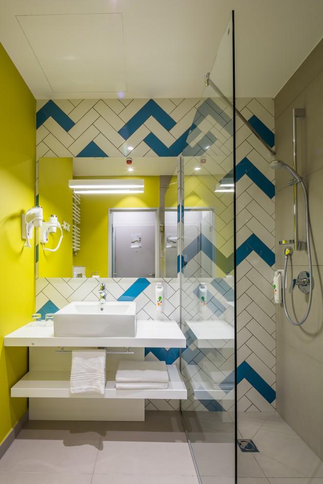 Ibis Styles Hotel, EC-5 Architects, Lviv, Ukraine