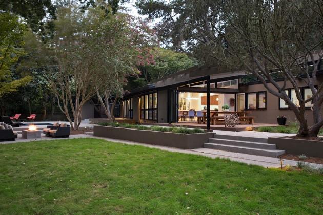 Elegant Mid Century Modern House, Lafayette, CA