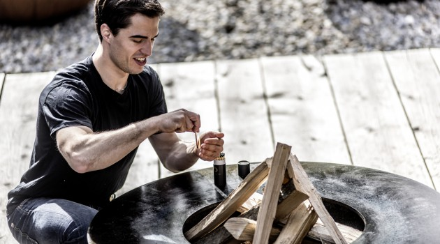 The Feuerring: Grill in Style and Live Healthy