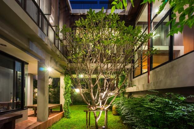 Baan Sukothai, Bangkok, Thailand