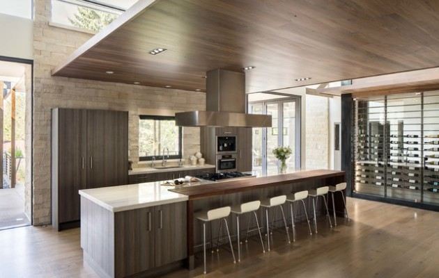 16 Delightful Kitchen Designs With Modern Influence