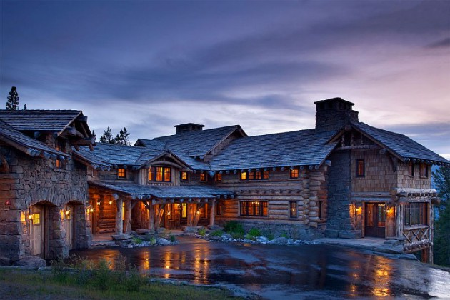 10 Astonishing Rustic Cabins That Will Leave You Without Words