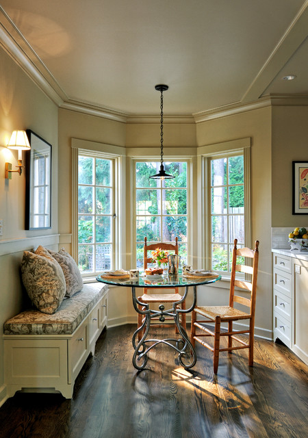 17 Functional Breakfast Nook Designs That Will Catch Your Eye