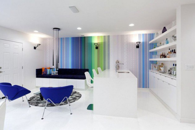 18 Marvelous Interiors With Accent Wall