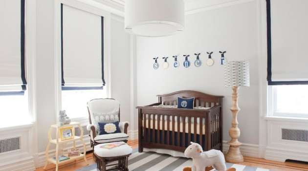 17 Imposant Ideas To Decorate Nursery For Boy