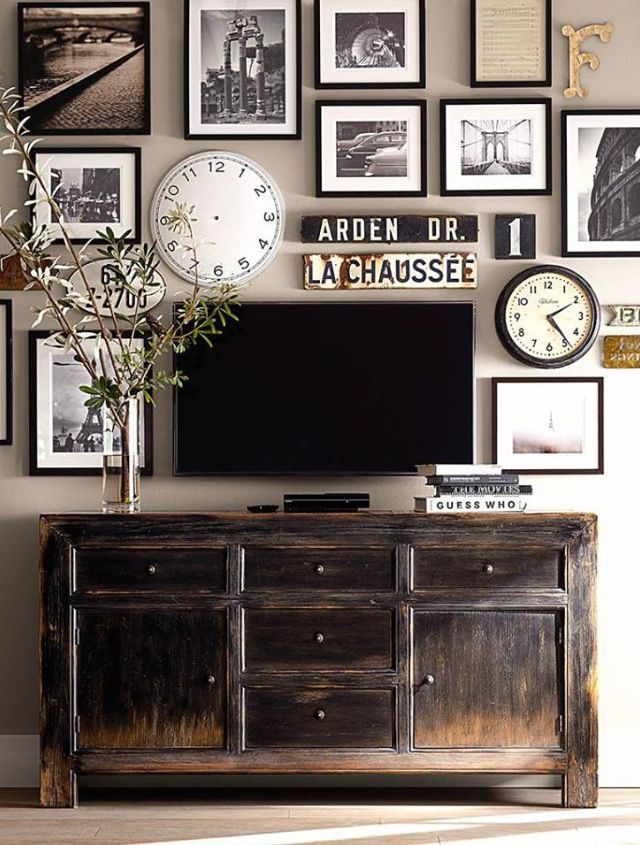 Spectacular  Tips For Decorating The Area Around Your TV