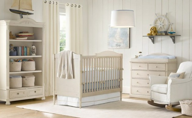 Beautiful Nursery beautiful nursery designs in neutral shades