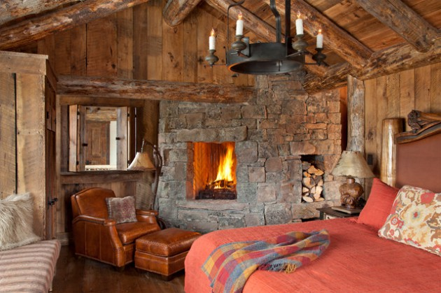 17 Brilliant Rustic Style Bedrooms That Ideal For Your Dream Home