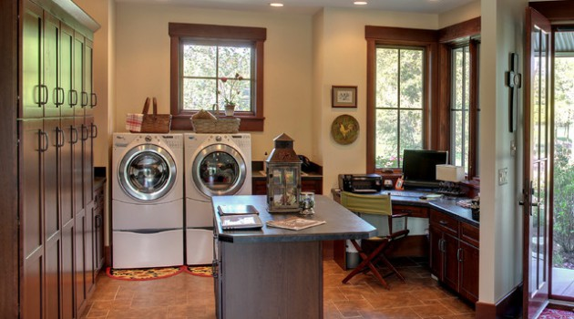 16 Trendy Laundry Rooms With Island That Everyone Need To See