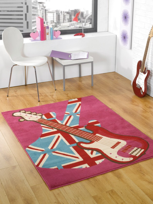 18 Cool Carpet Designs To Break The Monotony In Your Home