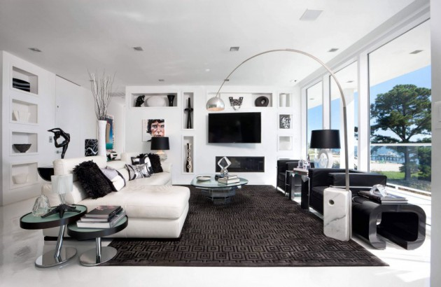 17 Inspirational Living Room Designs For All Tastes