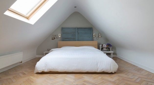 17 Magnificent Ideas For Renovating Your Unused Attic
