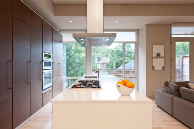 18 Classy Minimalist Kitchen Designs That Abound With Sophistication