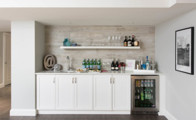 18 Tasteful Home Bar Designs That Will Attract Your Attention