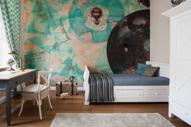 15 Trendy Eclectic Kids Room Interior Designs Any Child Would Enjoy