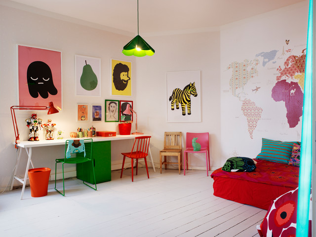 15 trendy eclectic kids 39 room interior designs any child - Children s room interior images ...