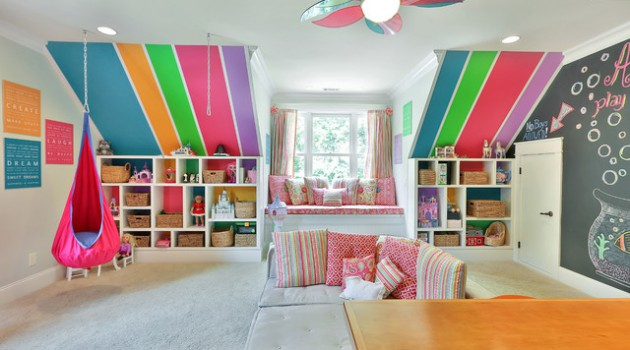 16 Adorable Child's Room Designs To Serve You As Inspiration