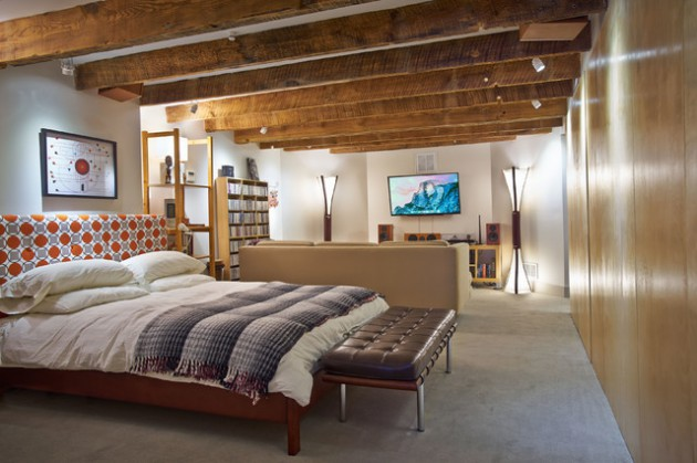 18 Magnificent Ideas To Transform Your Basement Into Beautiful Bedroom