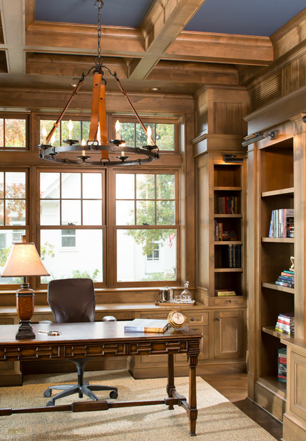 19 Charming Traditional Home Office Designs That Might Serve You As Inspiration