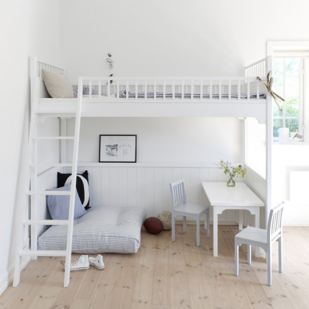 17 marvelous space saving loft bed designs which are ideal for Loft furniture ideas