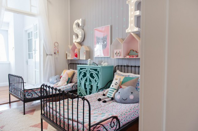 17 Marvelous Childs Room Ideas Decorated In Traditional Style