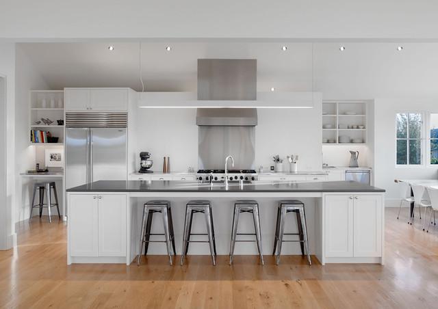18 Classy Minimalist Kitchen Designs That Abound With