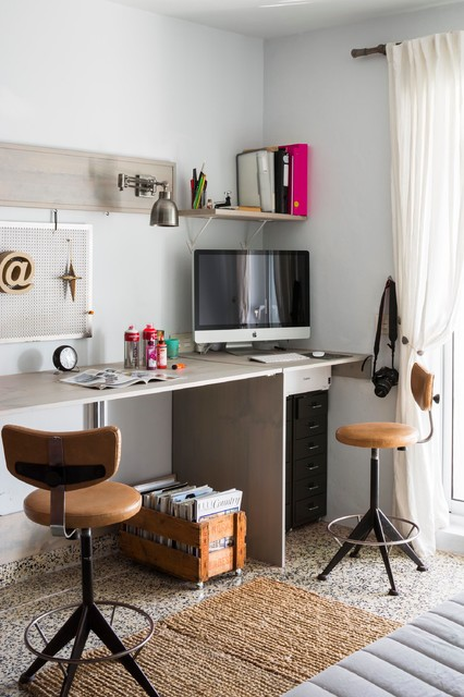 16 amazing eclectic home office designs you won 39 t mind Amazing home office designs