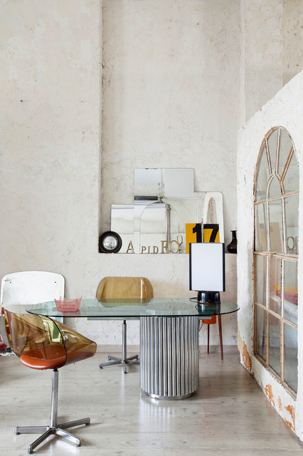16 Amazing Eclectic Home Office Designs You Won't Mind Working In