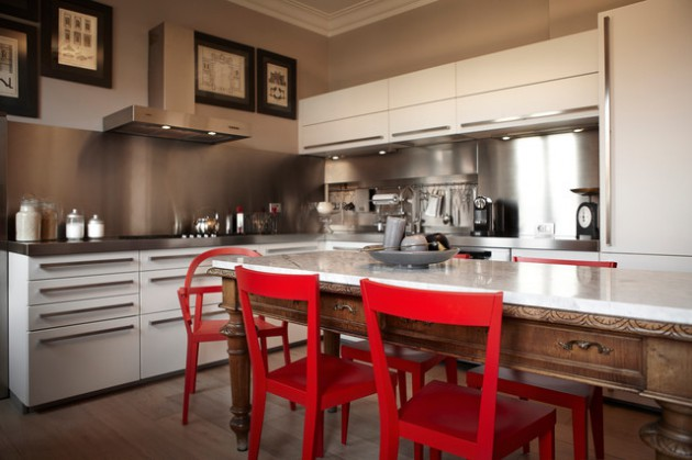 16 Amazing Eclectic Kitchen Designs You Won't Hesitate To Cook In
