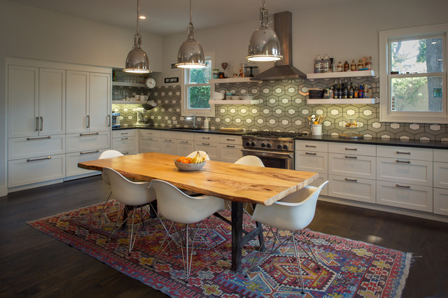 16 Amazing Eclectic Kitchen Designs You Wont Hesitate To Cook In