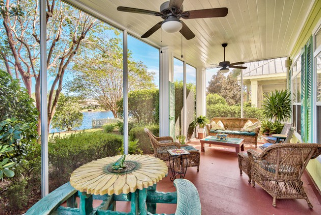 16 Appealing Eclectic Porch Designs You'll Enjoy Spending Your Time On