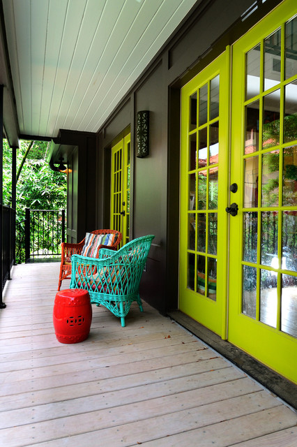 16 Appealing Eclectic Porch Designs Youll Enjoy Spending Your Time On