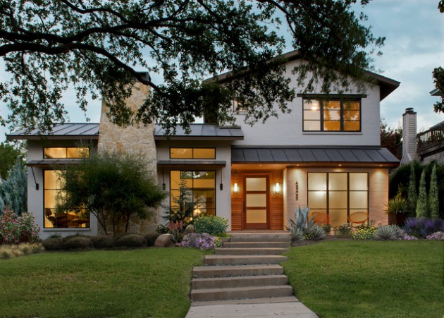 16 Eye-Catching Transitional Home Designs That Will Make Your Jaw Drop – Part 2
