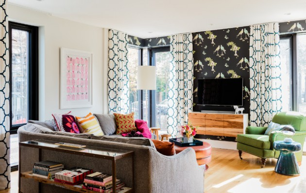 16 Fabulous Eclectic Living Room Designs That Will Inspire You With Ideas