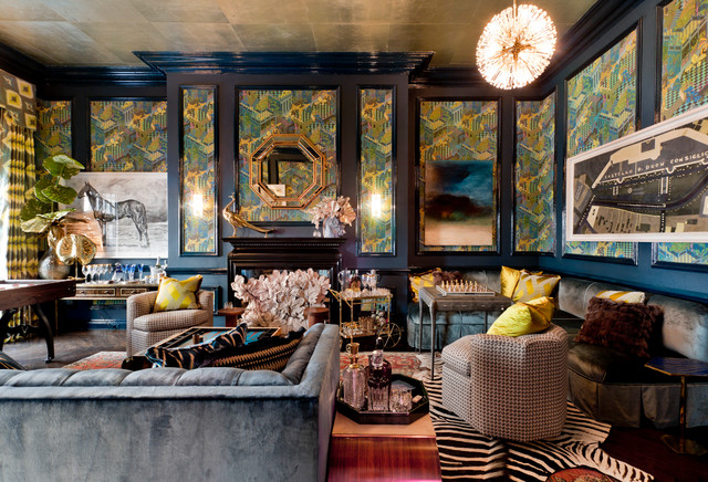 Fabulous Eclectic Living Room Designs That Will Inspire You With Ideas