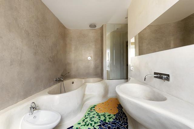 16 stunning eclectic bathroom interior designs that will amaze you - Eclectic Bathroom Interior