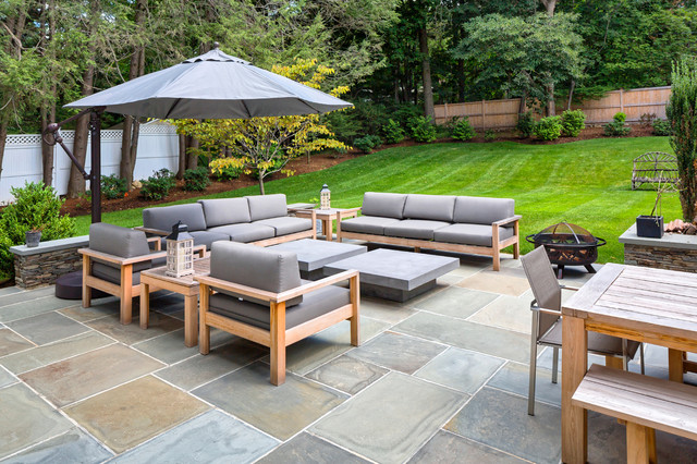 16 Superb Transitional Patio Designs You Will Immediately
