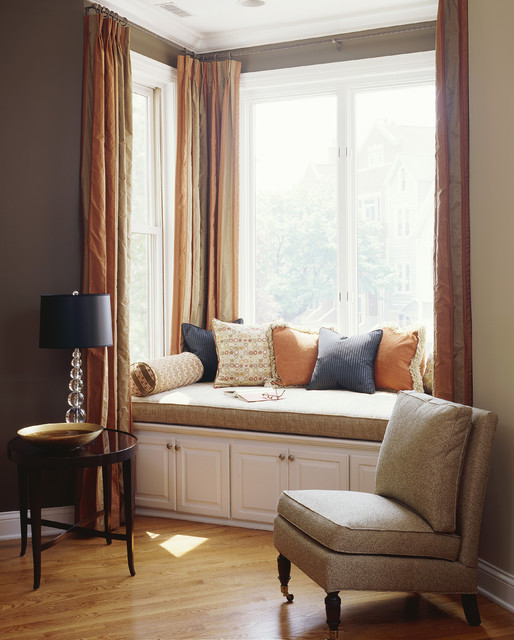 17 Cozy Window Seat Designs With Extra Storage Space
