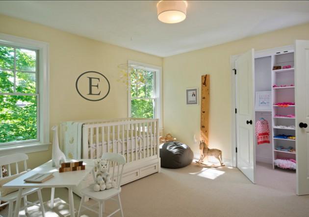 18 Beautiful Nursery Designs In Neutral Shades