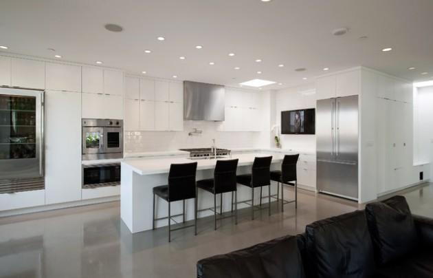17 Beautiful Open Concept Kitchen