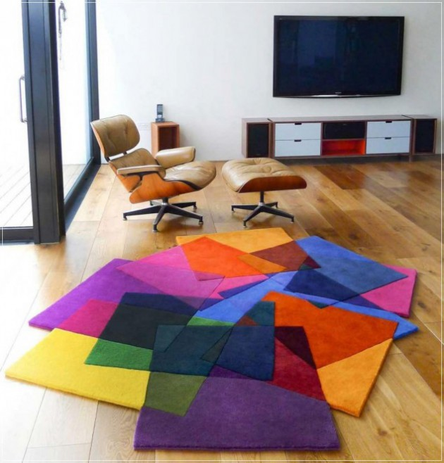 18 Cool Carpet Designs To Break The