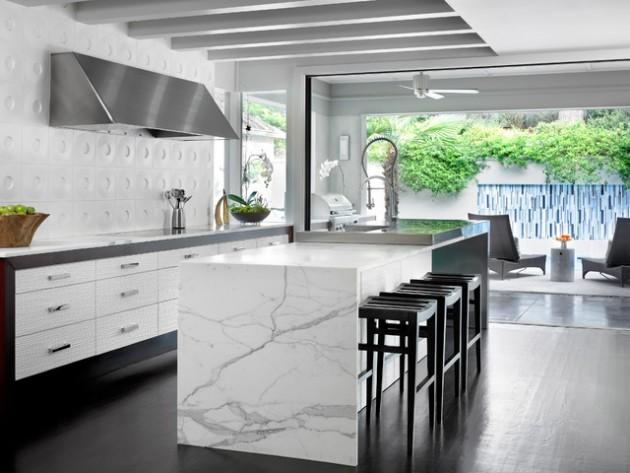 18 Classy Minimalist Kitchen Designs That Abound With ...