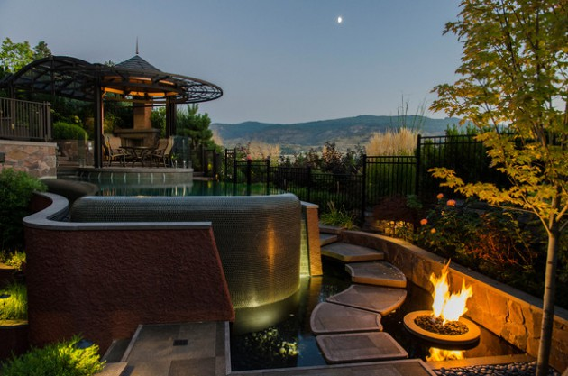 17 Compelling Eclectic Swimming Pool Designs You're Going To Admire