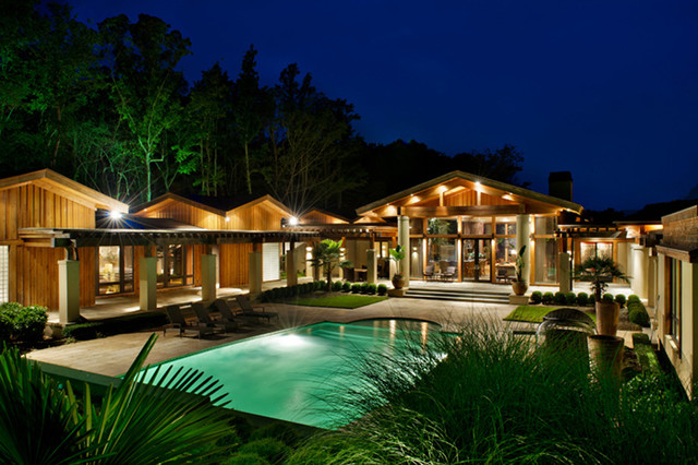 17 compelling eclectic swimming pool designs you 39 re going for Kenny pool design